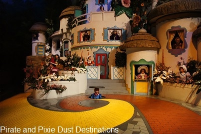 Great Movie Ride Wizard of Oz