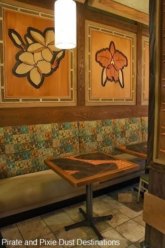Polynesian Resort Dining