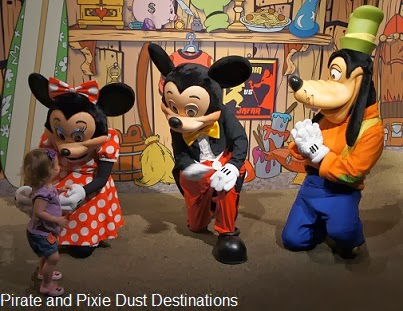 Free Photo Minnie, Mickey, Goofy