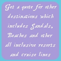other destinations quote form
