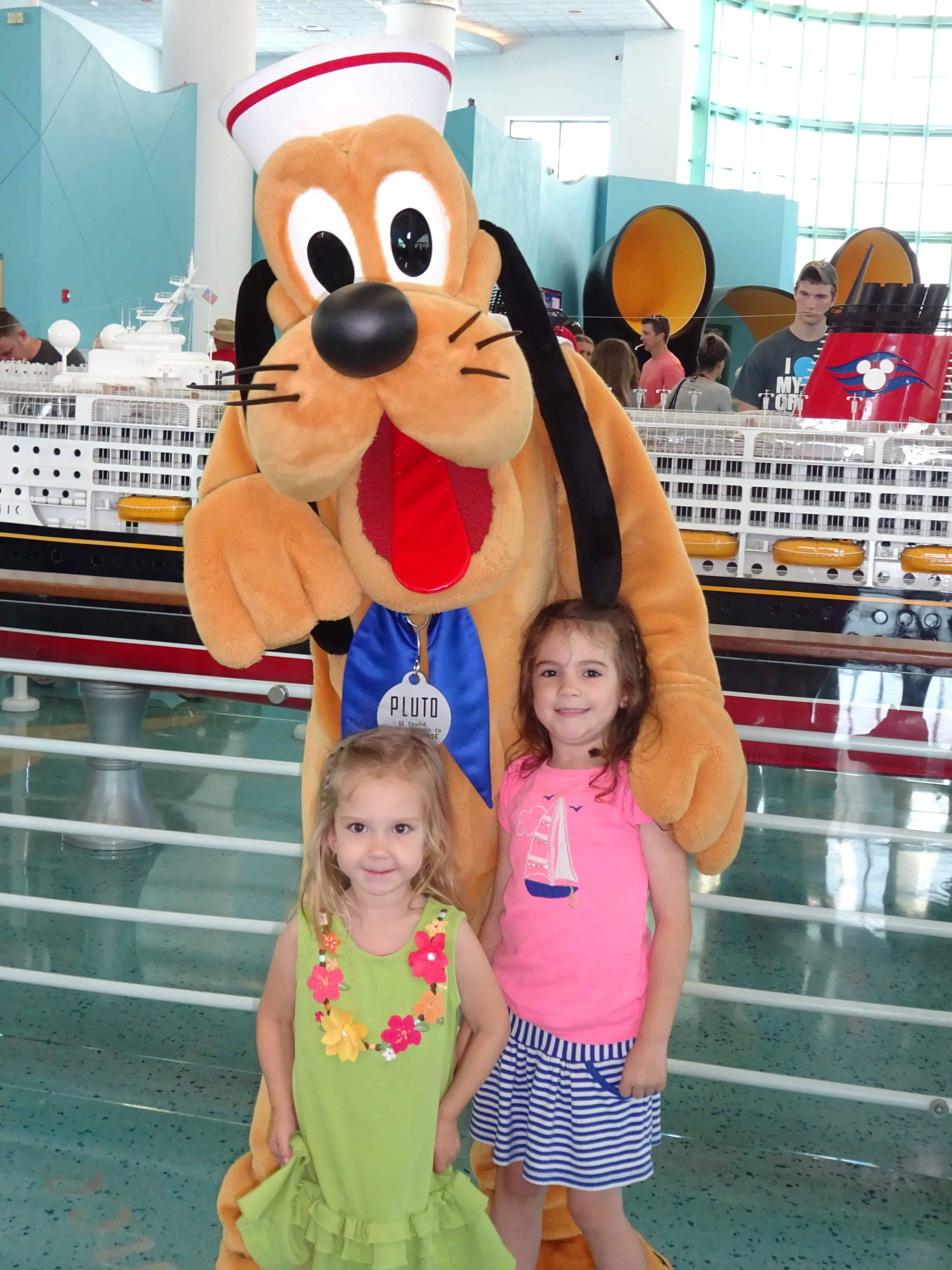 Disney cruise line character meet and greets once you are on the ship the best way to know when and where to meet all the characters is by using the disney cruise line navigator app this will list m4hsunfo