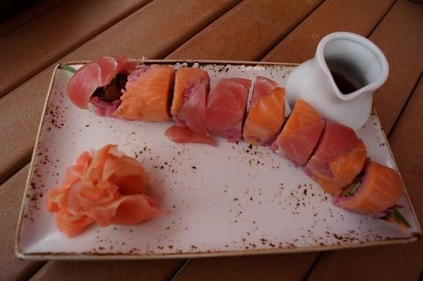 Headhunter Sushi Roll