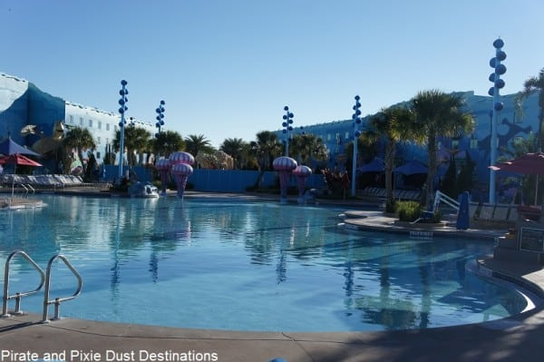 Big Blue Pool