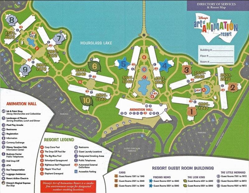AOA map 2