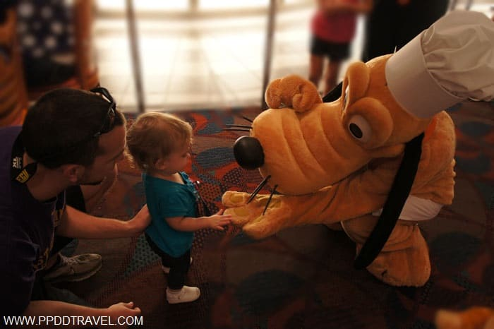 playing with Pluto